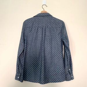 J. Crew Tops - J. Crew Chambray top size medium
